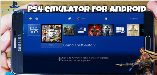 ps4 emulator android