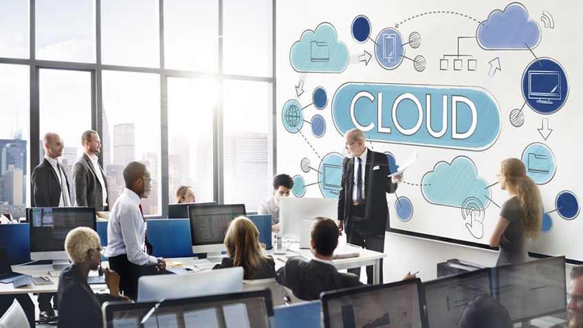 Cloud Can Help In Making Remote Jobs Successful